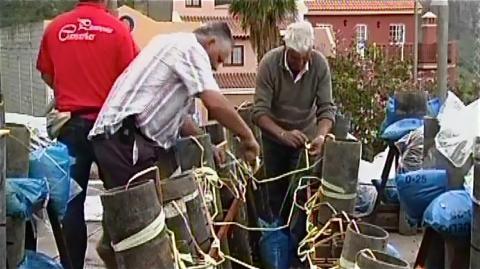 Fünf Tage Vorbereitung: Abschussrampen in Los Realejos
