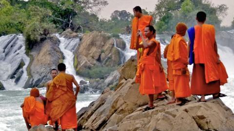 Khon Phapheng, Laos