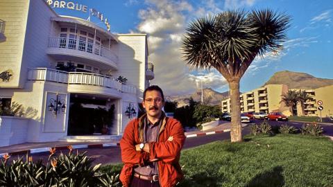 Quick-Reporter auf Teneriffa