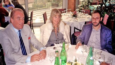 WISO-Reporter mit Titelhändler Hans-Hermann Weyer